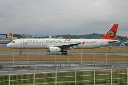 tsubameさんが、福岡空港で撮影したトランスアジア航空 A321-131の航空フォト(飛行機 写真・画像)