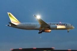 木人さんが、成田国際空港で撮影したエチオピア航空 787-8 Dreamlinerの航空フォト(飛行機 写真・画像)