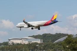 kou-1さんが、福岡空港で撮影したアシアナ航空 A321-231の航空フォト(飛行機 写真・画像)