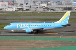 航空フォト:JA02FJ フジドリームエアラインズ E170