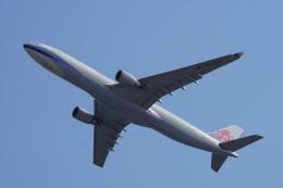 神宮寺ももさんが、関西国際空港で撮影したチャイナエアライン A330-302の航空フォト(飛行機 写真・画像)
