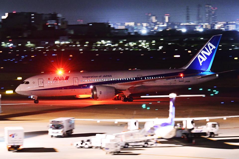 TOPAZ102さんの全日空 Boeing 787-8 Dreamliner (JA811A) 航空フォト
