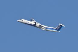 kaz787さんが、伊丹空港で撮影したANAウイングス DHC-8-402Q Dash 8の航空フォト(飛行機 写真・画像)