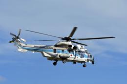 Gambardierさんが、関西国際空港で撮影した海上保安庁 EC225LP Super Puma Mk2+の航空フォト(飛行機 写真・画像)
