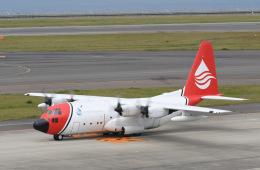 tamtam3839さんが、中部国際空港で撮影したインターナショナル・エア・レスポンス C-130 Herculesの航空フォト(飛行機 写真・画像)