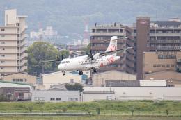 JA1118Dさんが、伊丹空港で撮影した日本エアコミューター ATR-42-600の航空フォト(飛行機 写真・画像)