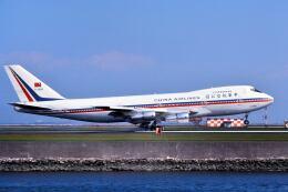 パール大山さんが、羽田空港で撮影したチャイナエアライン 747-209Bの航空フォト(飛行機 写真・画像)