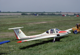 JAパイロットさんが、関宿滑空場で撮影した日本個人所有 G109Bの航空フォト(飛行機 写真・画像)