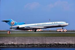 パール大山さんが、羽田空港で撮影した全日空 727-281/Advの航空フォト(飛行機 写真・画像)