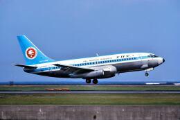 パール大山さんが、羽田空港で撮影した全日空 737-281の航空フォト(飛行機 写真・画像)