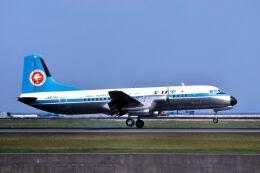 パール大山さんが、羽田空港で撮影した全日空 YS-11A-200の航空フォト(飛行機 写真・画像)