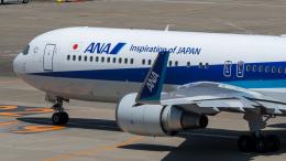 航空フォト:JA625A 全日空 767-300