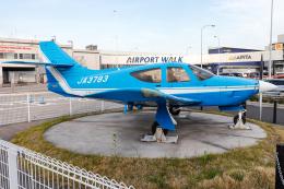 A.Tさんが、名古屋飛行場で撮影した日本法人所有 Commander 112の航空フォト(飛行機 写真・画像)