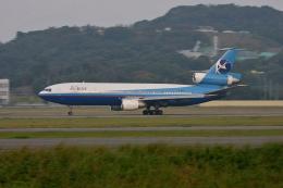 tsubameさんが、福岡空港で撮影したアビエント・アビエーション DC-10-30CFの航空フォト(飛行機 写真・画像)