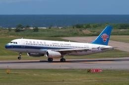 木人さんが、新潟空港で撮影した中国南方航空 A320-232の航空フォト(飛行機 写真・画像)