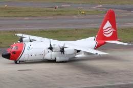 クロマティさんが、中部国際空港で撮影したインターナショナル・エア・レスポンス  C-130Aの航空フォト(飛行機 写真・画像)