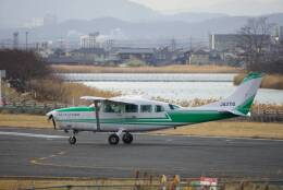 F.YUKIHIDEさんが、岡南飛行場で撮影したアドバンス・エア・スポーツ T207A Turbo Stationair 7の航空フォト(飛行機 写真・画像)