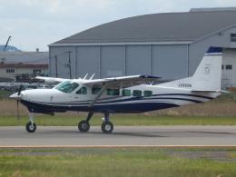 宮城の航空ファンさんが、仙台空港で撮影した共立航空撮影 208 Caravan Iの航空フォト(飛行機 写真・画像)