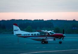 Cygnus00さんが、新千歳空港で撮影したMISSION AVIATION FELLOWSHIP NAMPA , ID, US U-680Aの航空フォト(飛行機 写真・画像)