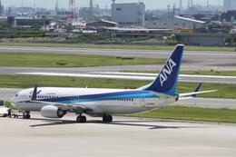 フレッシュマリオさんが、伊丹空港で撮影した全日空 737-881の航空フォト(飛行機 写真・画像)