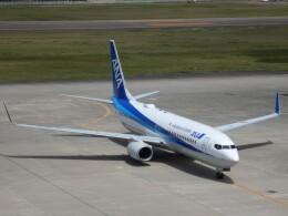 宮城の航空ファンさんが、仙台空港で撮影した全日空 737-881の航空フォト(飛行機 写真・画像)