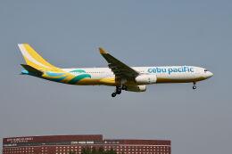 やまモンさんが、成田国際空港で撮影したセブパシフィック航空 A330-343Xの航空フォト(飛行機 写真・画像)