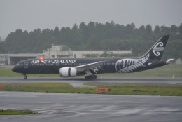 あまるめさんが、成田国際空港で撮影したニュージーランド航空 787-9の航空フォト(飛行機 写真・画像)