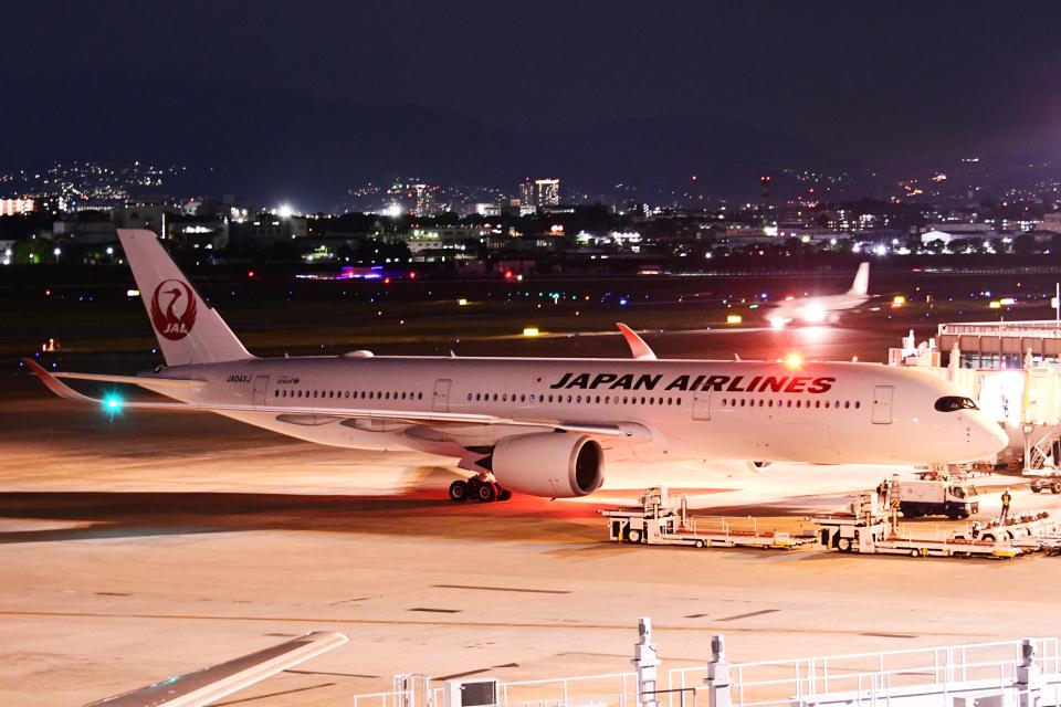 TOPAZ102さんの日本航空 Airbus A350-900 (JA04XJ) 航空フォト