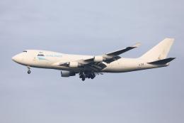 HADAさんが、成田国際空港で撮影したASLエアラインズ・ベルギー 747-4B5F/ER/SCDの航空フォト(飛行機 写真・画像)