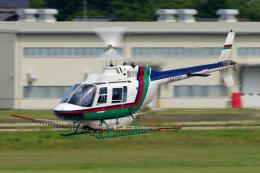 航空フォト:JA9737 ヘリサービス 206/406