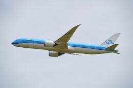 IMP.TIさんが、成田国際空港で撮影したKLMオランダ航空 787-9の航空フォト(飛行機 写真・画像)