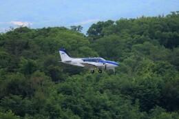 ヒロジーさんが、広島空港で撮影した本田航空 58 Baronの航空フォト(飛行機 写真・画像)