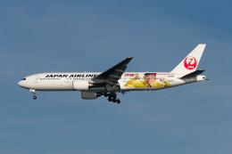 shootingstarさんが、羽田空港で撮影した日本航空 777-246の航空フォト(飛行機 写真・画像)