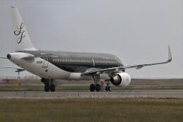 DDYさんが、山口宇部空港で撮影したスターフライヤー A320-214の航空フォト(飛行機 写真・画像)