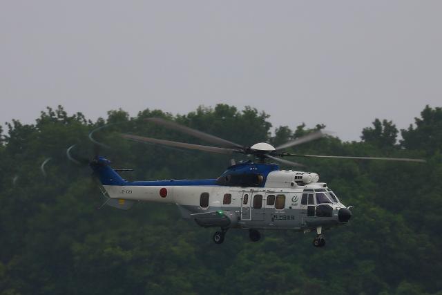 Zakiyamaさんが、熊本空港で撮影した陸上自衛隊 EC225LP Super Puma Mk2+の航空フォト(飛行機 写真・画像)