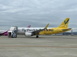 @たかひろさんが、関西国際空港で撮影したピーチ A320-214の航空フォト(飛行機 写真・画像)