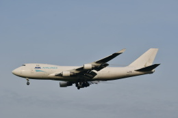 チョロ太さんが、成田国際空港で撮影したASLエアラインズ・ベルギー 747-4B5F/ER/SCDの航空フォト(飛行機 写真・画像)