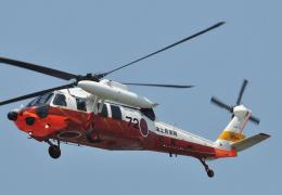 チャーリーマイクさんが、長崎空港で撮影した海上自衛隊 UH-60Jの航空フォト(飛行機 写真・画像)