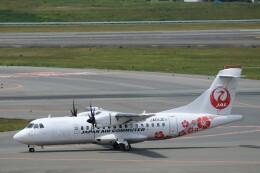 mat-matさんが、伊丹空港で撮影した日本エアコミューター ATR-42-600の航空フォト(飛行機 写真・画像)