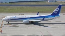 cathay451さんが、神戸空港で撮影した全日空 737-881の航空フォト(飛行機 写真・画像)