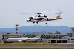 ハミングバードさんが、名古屋飛行場で撮影した三菱重工業 XSH-60Lの航空フォト(飛行機 写真・画像)