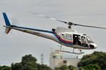 調布飛行場 - Chofu Airport [RJTF]で撮影された東邦航空の航空機写真