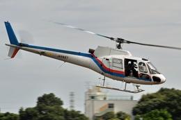 NikomD750さんが、調布飛行場で撮影した東邦航空 AS350B Ecureuilの航空フォト(写真)
