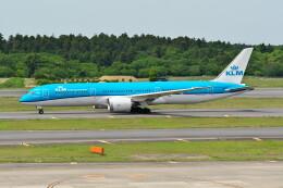@たかひろさんが、成田国際空港で撮影したKLMオランダ航空 787-9の航空フォト(飛行機 写真・画像)
