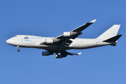 Deepさんが、成田国際空港で撮影したASLエアラインズ・ベルギー 747-4KZF/SCDの航空フォト(飛行機 写真・画像)