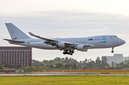 Cozy Gotoさんが、成田国際空港で撮影したASLエアラインズ・ベルギー 747-4B5F/ER/SCDの航空フォト(飛行機 写真・画像)