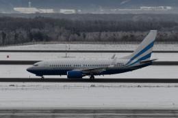 Deepさんが、新千歳空港で撮影したラスベガス サンズ 737-75T BBJの航空フォト(飛行機 写真・画像)