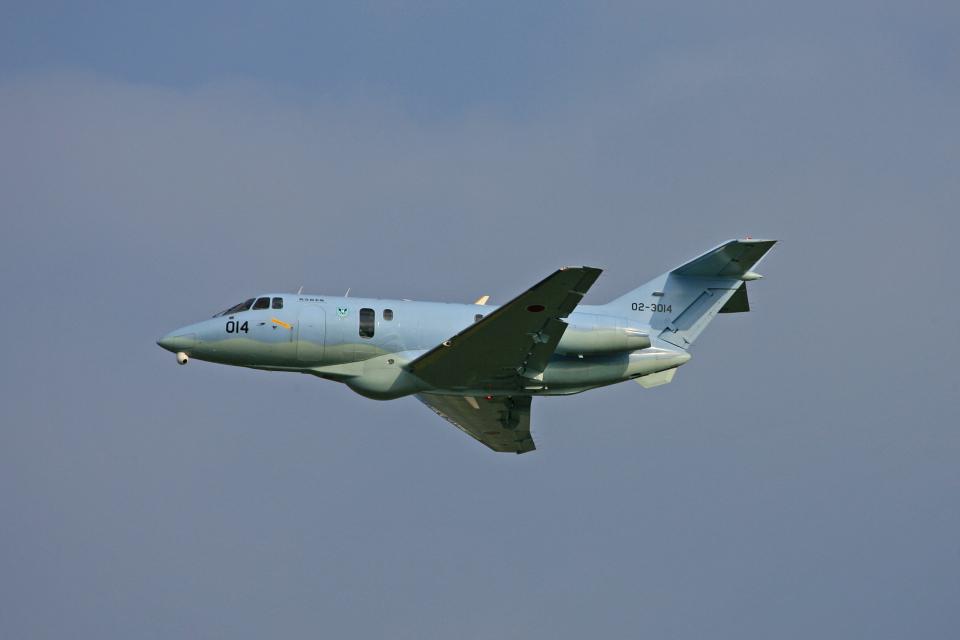 tsubameさんの航空自衛隊 Raytheon U-125A (02-3014) 航空フォト
