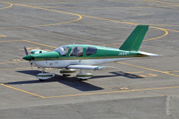 Gambardierさんが、岡南飛行場で撮影した日本個人所有 TB-200 Tobago XLの航空フォト(飛行機 写真・画像)