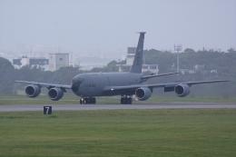 HEATHROWさんが、嘉手納飛行場で撮影したアメリカ空軍 KC-135T Stratotanker (717-148)の航空フォト(飛行機 写真・画像)